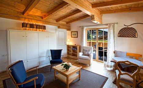 Apartment Studio Chalet - Wohnschlafraum