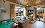 Apartment Wilder Kaiser - Wohnzimmer